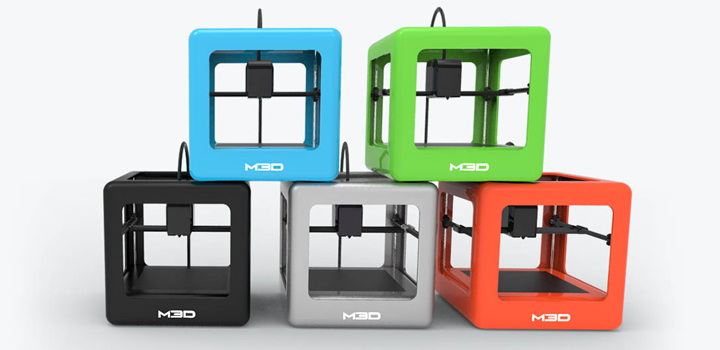 The Micro 3D Printers