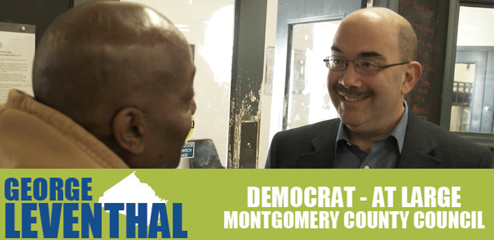 George Leventhal Political Ad