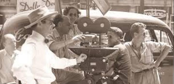 1950's Production Crew