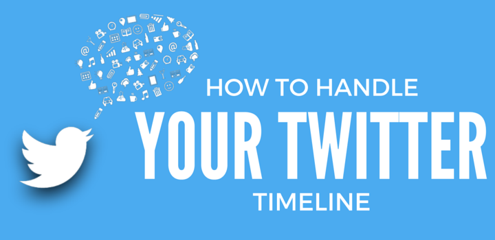 How to Handle Your Twitter Timeline