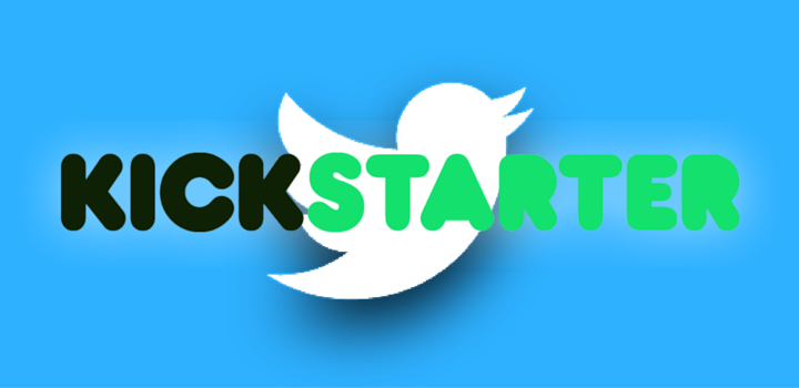 optimize your twitter account for kickstarter
